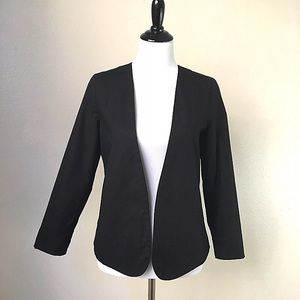 Kate Spade ♠️ Saturday Open Front Blazer Jacket